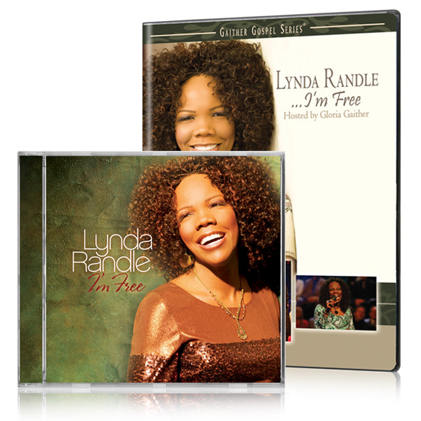 Lynda Randle: Im Free DVD & CD