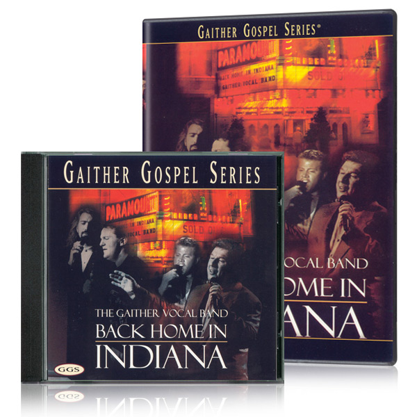 Back Home In Indiana DVD & CD