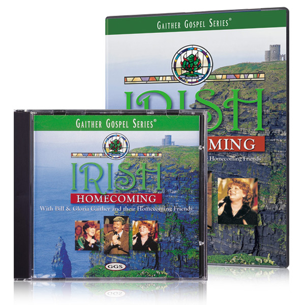 Irish Homecoming DVD & CD