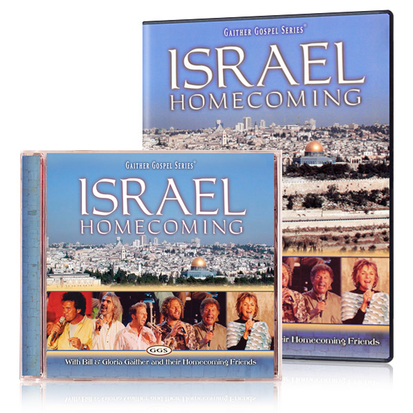 Israel Homecoming DVD & CD