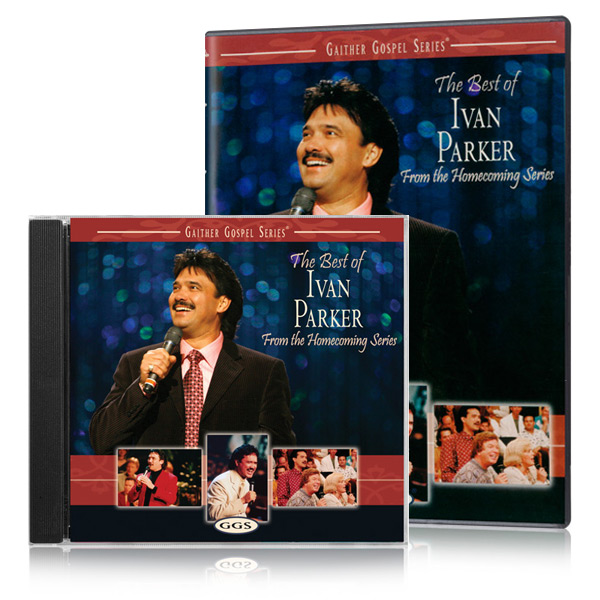 The Best Of Ivan Parker DVD & CD
