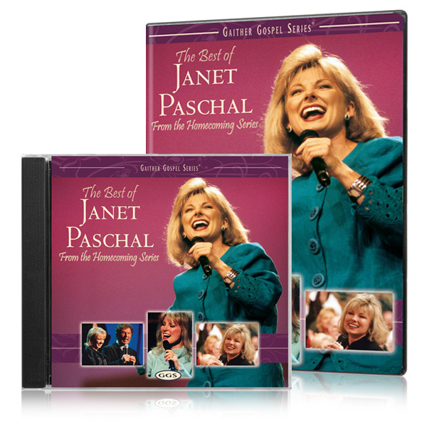 The Best Of Janet Paschal DVD & CD