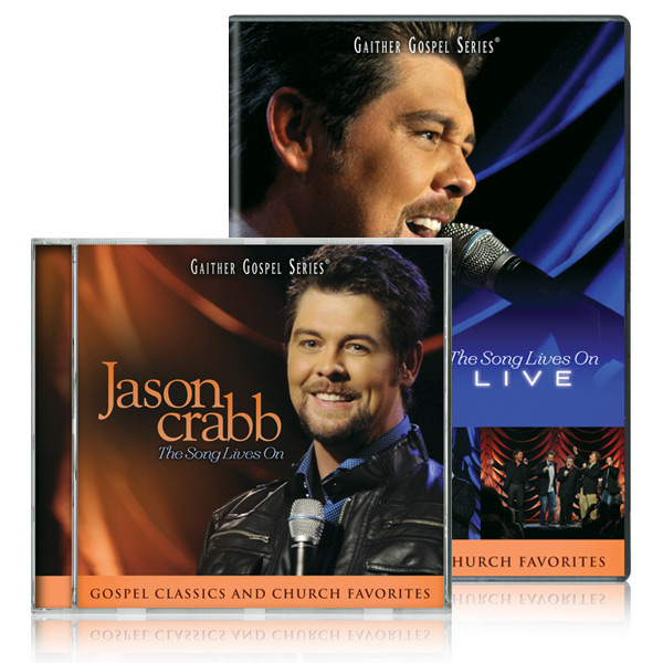 Jason Crabb: The Song Lives On DVD/CD