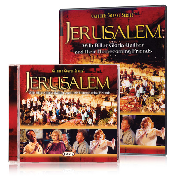 Jerusalem DVD & CD