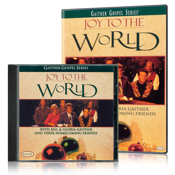 Joy To The World DVD & CD