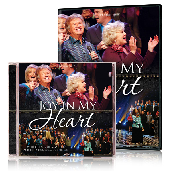 Joy In My Heart DVD & CD