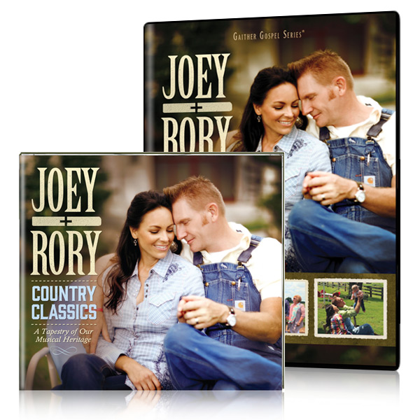 Joey+Rory Country Classics DVD/CD