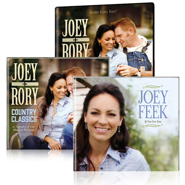 Joey+Rory Country Classics DVD/CD w/bonus Joey Feek: If Not For You CD