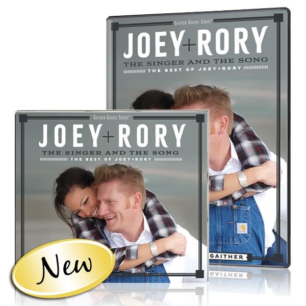 Joey+Rory: The Singer And The Song DVD & CD