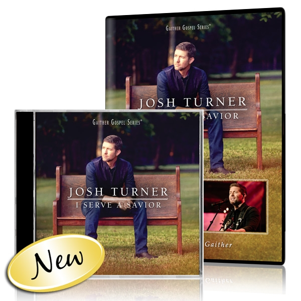 Josh Turner: I Serve A Savior DVD/CD