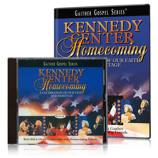 Kennedy Center Homecoming DVD & CD