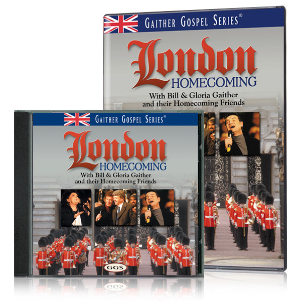London Homecoming DVD & CD