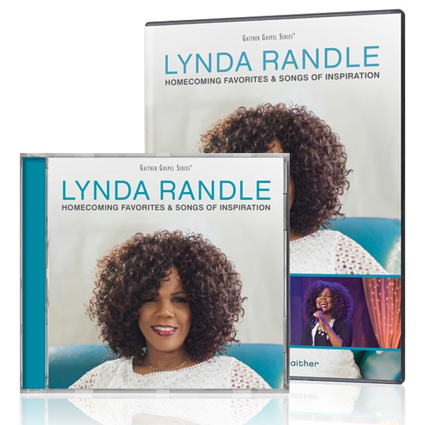 Lynda Randle: Homecoming Favorites DVD & CD
