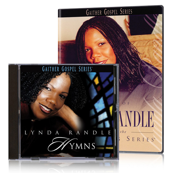 Best of Lynda Randle DVD & Hymns CD