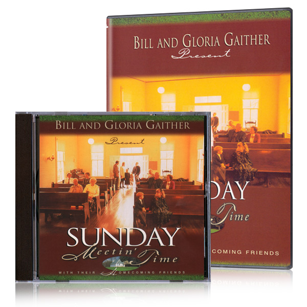 Sunday Meetin Time DVD & CD