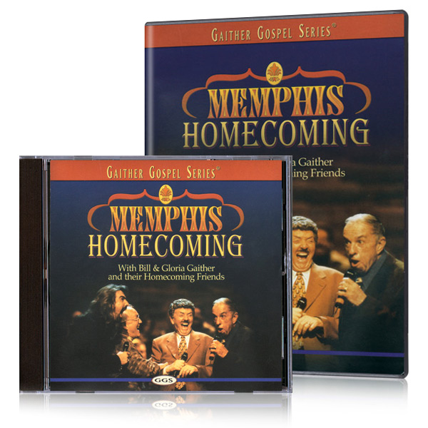 Memphis Homecoming DVD & CD