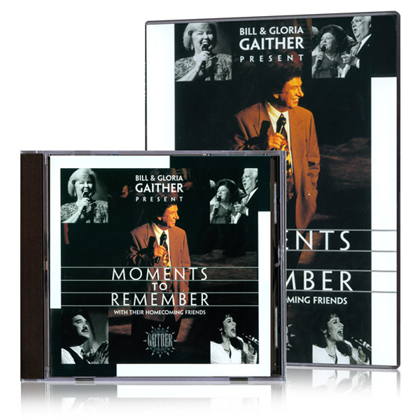 Moments To Remember DVD & CD