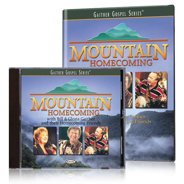 Mountain Homecoming DVD & CD