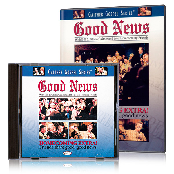 Good News DVD & CD