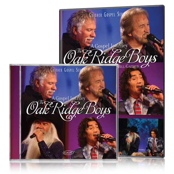 The Oak Ridge Boys: Gospel Journey DVD & CD
