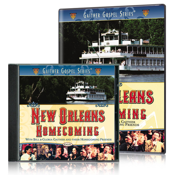 New Orleans Homecoming DVD & CD
