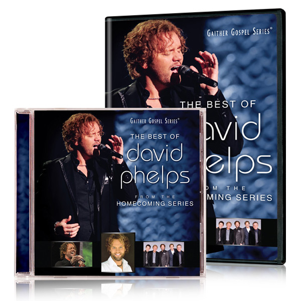 The Best of David Phelps DVD & CD