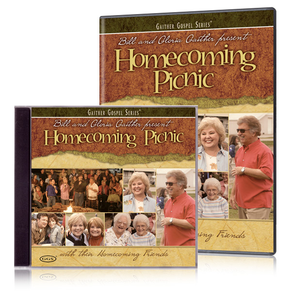 Homecoming Picnic DVD & CD