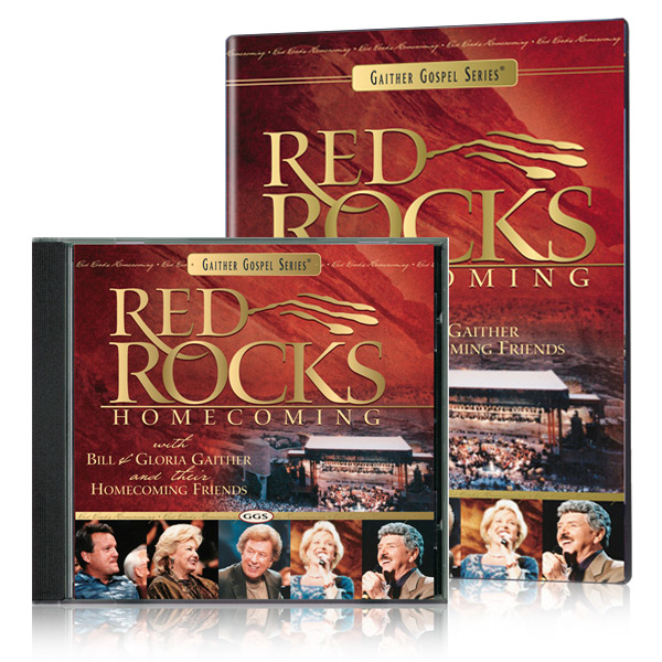 Red Rocks Homecoming DVD & CD