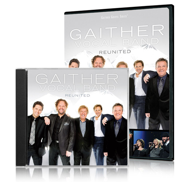 Gaither Vocal Band: Reunited DVD & CD