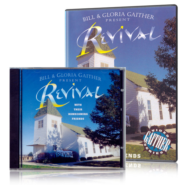 Revival DVD & CD