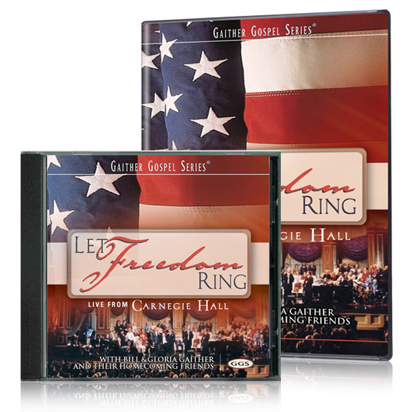 Let Freedom Ring DVD & CD