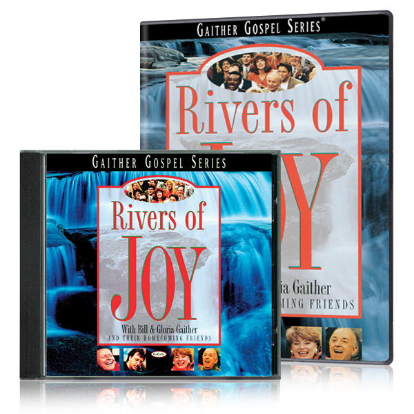 Rivers Of Joy DVD & CD