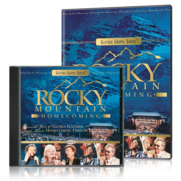 Rocky Mountain Homecoming DVD & CD