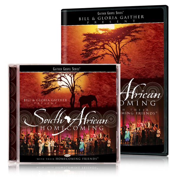 South African Homecoming DVD & CD