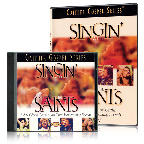 Singin With The Saints DVD & CD