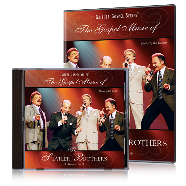 The Gospel Music Of The Statler Brothers Volume One DVD & CD