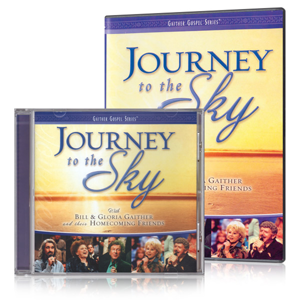 Journey To The Sky DVD & CD