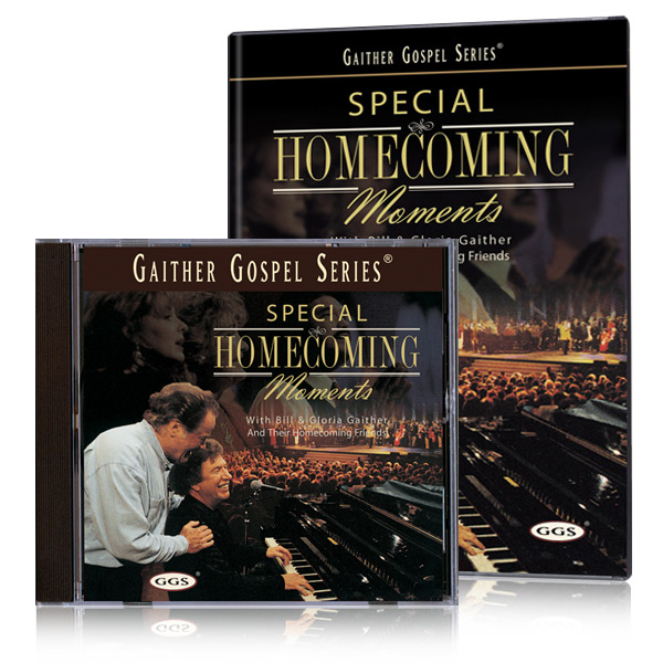 Special Homecoming Moments DVD & CD