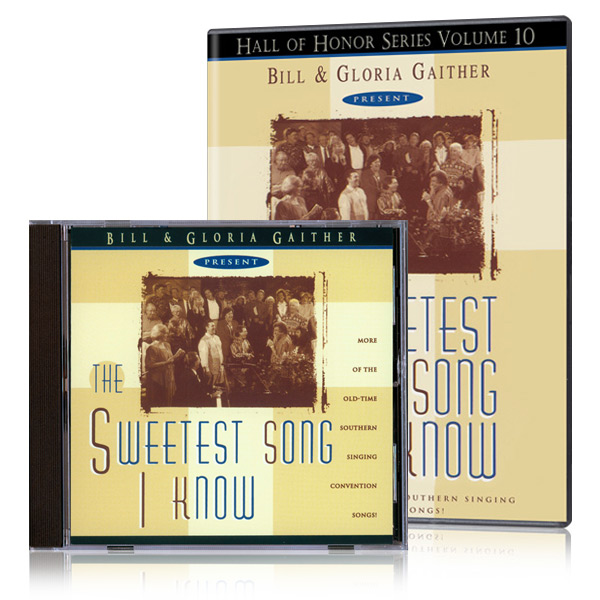The Sweetest Song I Know DVD & CD