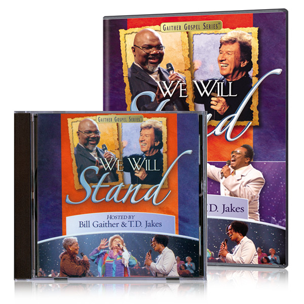We Will Stand DVD & CD