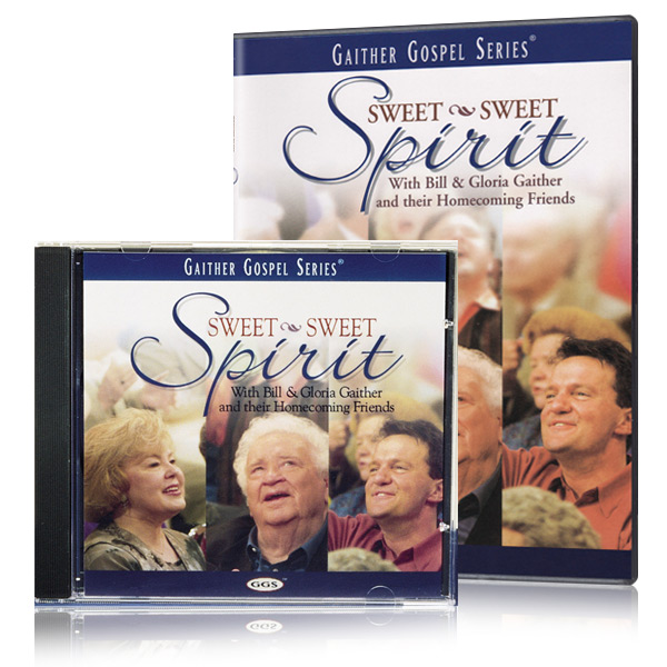 Sweet, Sweet Spirit DVD & CD
