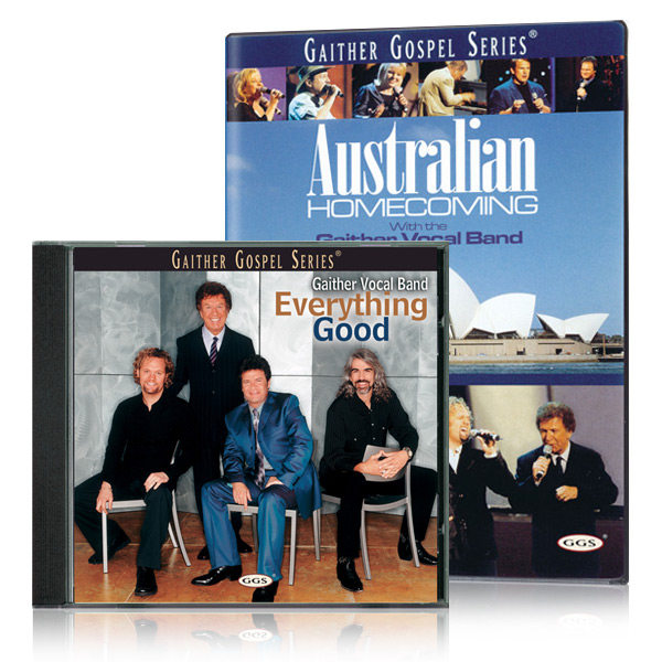 Australian Homecoming DVD & GVB: Everything Good CD