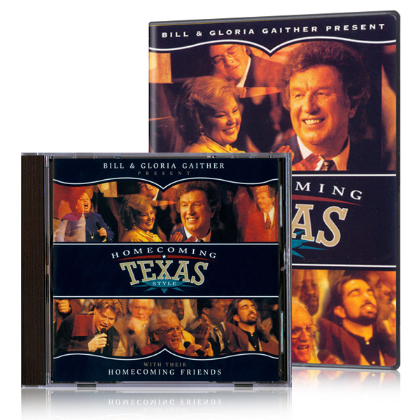 Homecoming Texas Style DVD & CD