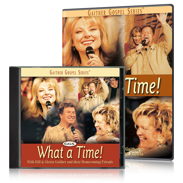What A Time DVD & CD