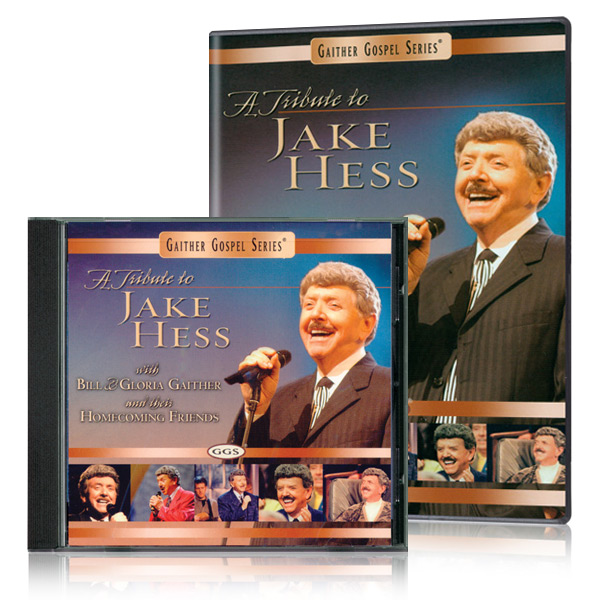 A Tribute To Jake Hess DVD & CD