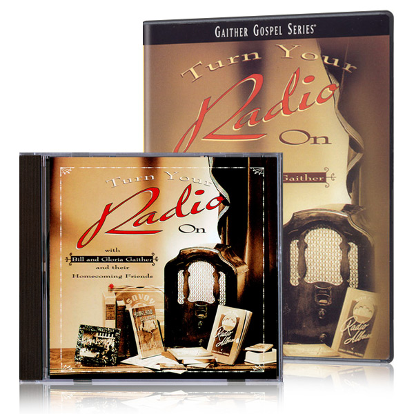Turn Your Radio On DVD & CD