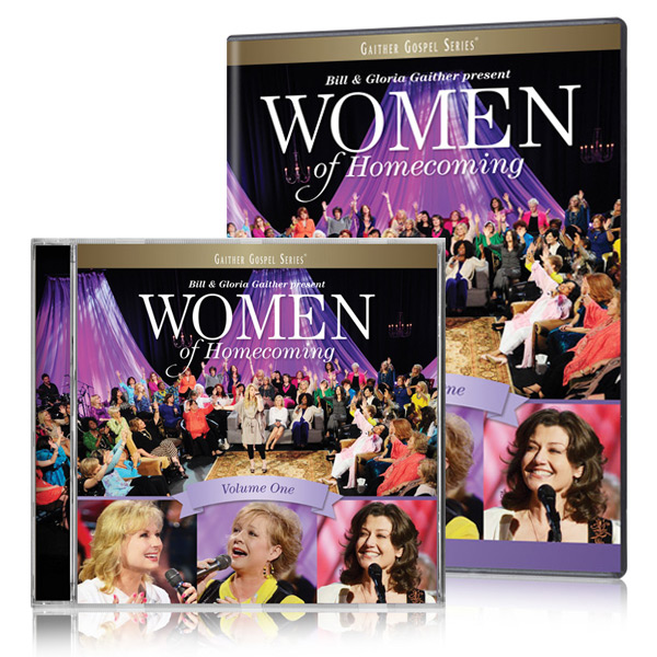 Women Of Homecoming Volume 1 DVD & CD