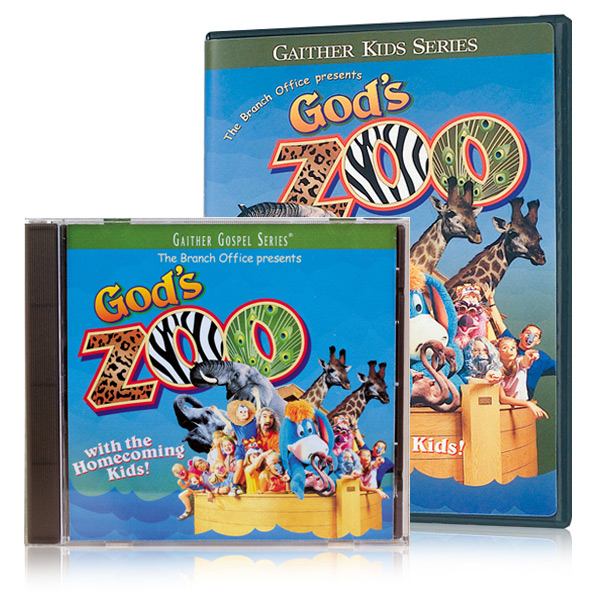 Gods Zoo DVD & CD