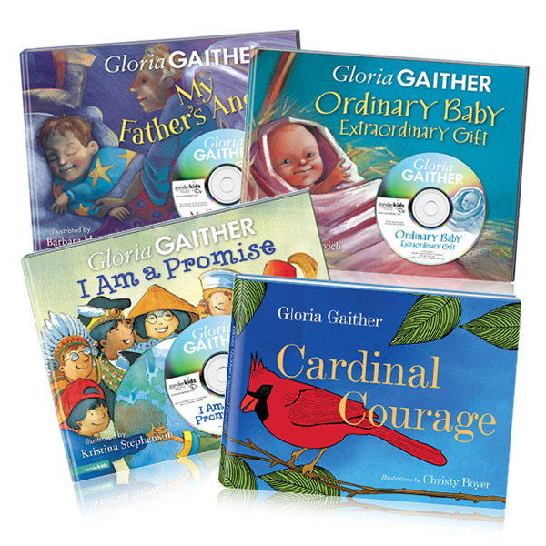 Glorias Childrens Books 4 PK