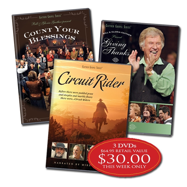 Thanksgiving Special DVD Package